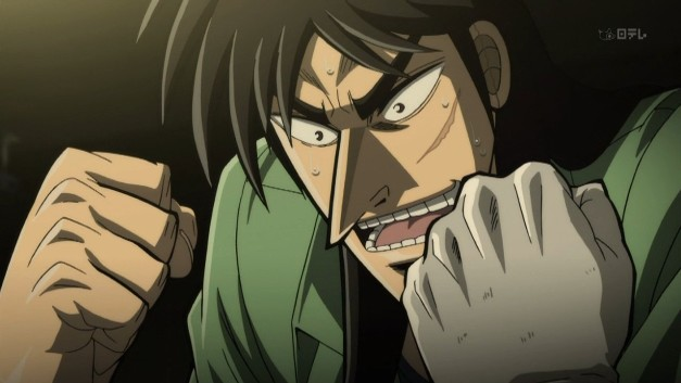 Anime Review Kaiji Season 2 Episode 3 This Euphoria