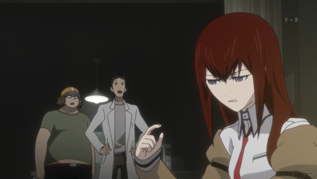 Steins Gate Episode 12