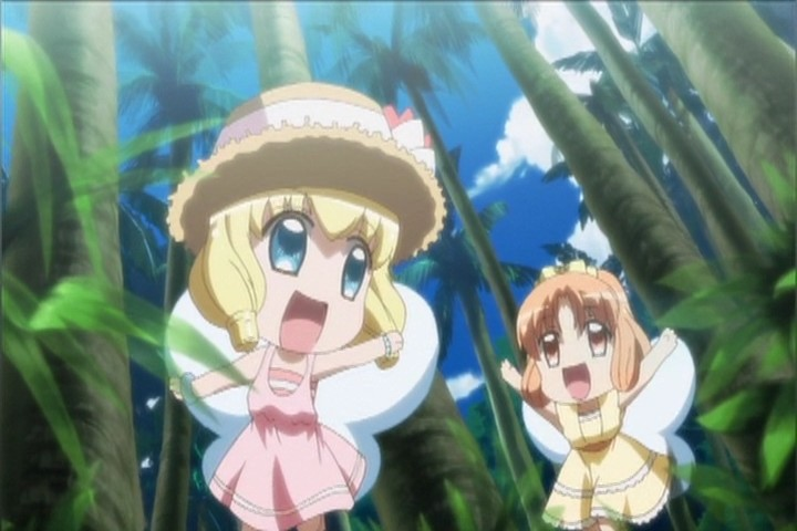 Anime Review Yumeiro Patisserie Mune Kyun Tropical Island Special