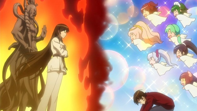 Anime Review The World God Only Knows Season 2 Episode 1
