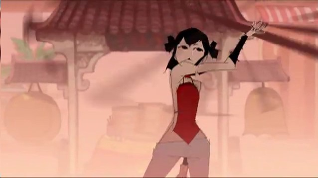 in kung-fu cat-fight; Short, fun and stylish leaves me wanting ...
